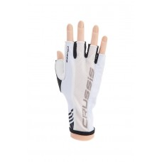 CRUSSIS Bike gloves White
