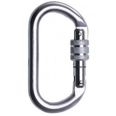 Screw gate Carabiner Heavy duty
