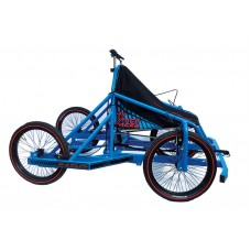 RS - Track Racer Cart 4 Wheeler
