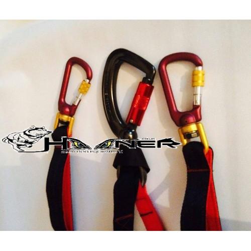 Hooner Sled Dog Equipment Hooner Ultimate Bungee Lead